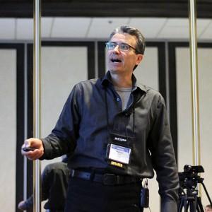 Razvan Neagu speaking at ISVCON 2013